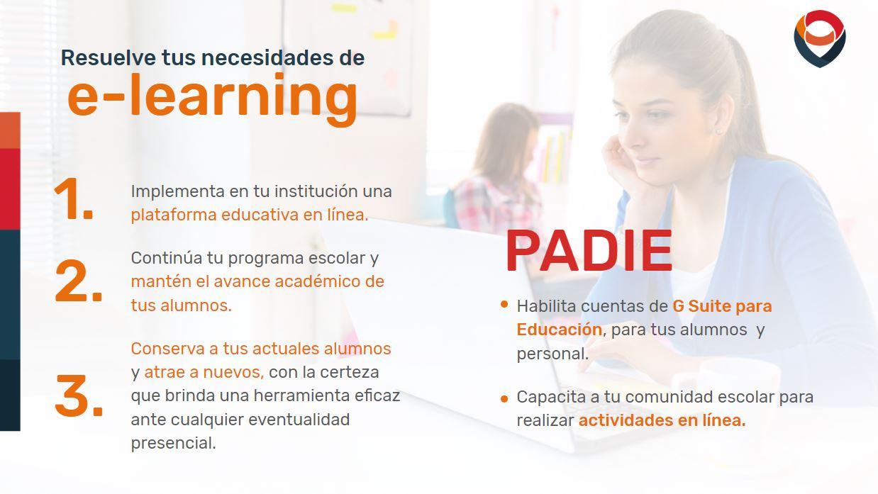 Programa de Adopción Digital para Instituciones Educativas
